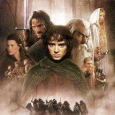 Kino - EL SEÑOR DE LOS ANILLOS LA COMUNIDAD DEL ANILLO.PETER JACKSON.(2001) - 134859534