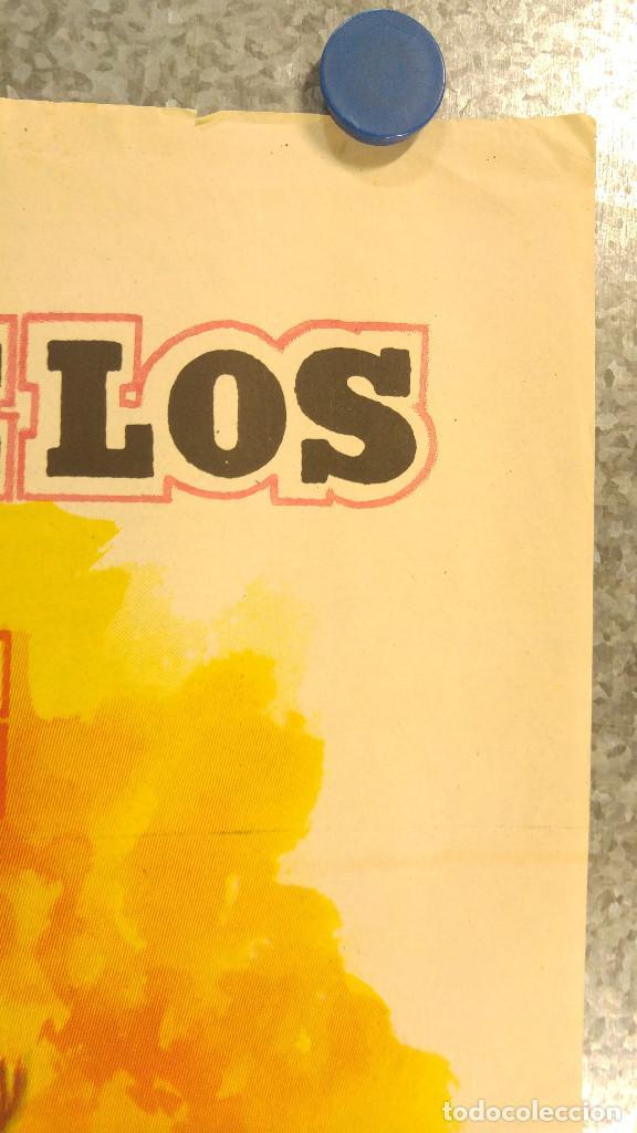 Cine: LA COLINA DE LOS DIABLOS DE ACERO. ROBERT RYAN, ALDO RAY, ROBERT KEITH. AÑO 1962 - Foto 2 - 135022038