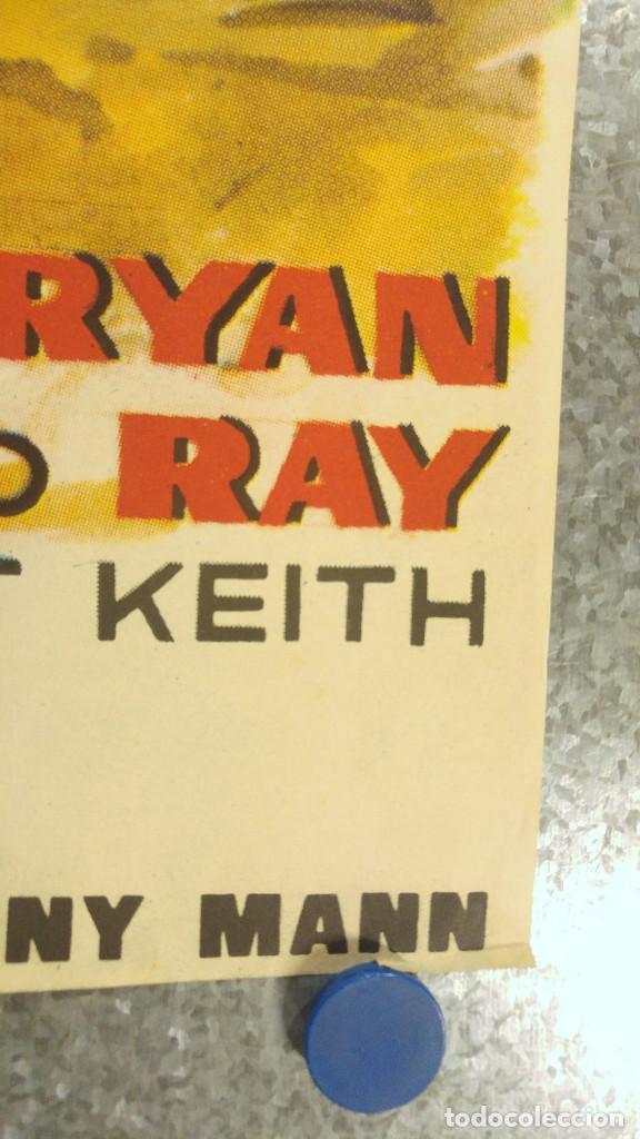 Cine: LA COLINA DE LOS DIABLOS DE ACERO. ROBERT RYAN, ALDO RAY, ROBERT KEITH. AÑO 1962 - Foto 3 - 135022038