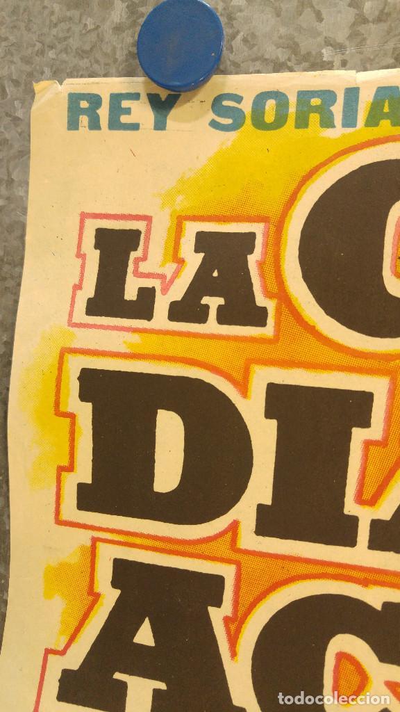 Cine: LA COLINA DE LOS DIABLOS DE ACERO. ROBERT RYAN, ALDO RAY, ROBERT KEITH. AÑO 1962 - Foto 8 - 135022038
