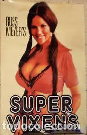 SUPER VIXENS - RUSS MEYER'S - 86CM X 61CM (Cine - Posters y Carteles - Comedia)
