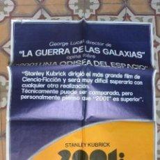 Cine: CARTEL POSTER CINE 2001 ODISEA EN EL ESPACIO. Lote 135345230