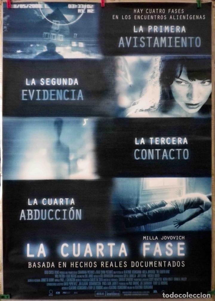 originales de cine: la cuarta fase (milla jovov - Kaufen Poster und ...