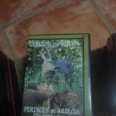 Cine: DVD PELÍCULAS CAZA. Lote 136752606