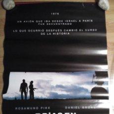 Cine: 7 DIAS EN ENTEBBE - APROX 70X100 CARTEL ORIGINAL CINE (L61). Lote 136958014