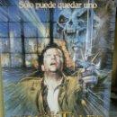 Cine: LOS INMORTALES ( HIGHLANDER ) (TÍTULO EN INGLÉS Y ESPAÑOL). Lote 165680916