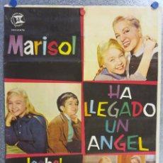 Cine: HA LLEGADO UN ANGEL. MARISOL, ISABEL GARCES, JOSE MARCO DAVO. AÑO 1961. Lote 137162762
