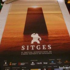 Cine: POSTER ORIGINAL(98CM X 68CM) 51 FESTIVAL DE CINE FANTASTICO Y TERROR DE SITGES 2018. Lote 137338266