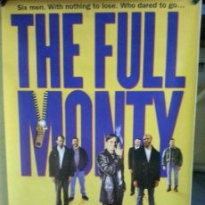 Cine: THE FULL MONTY. Lote 137375482