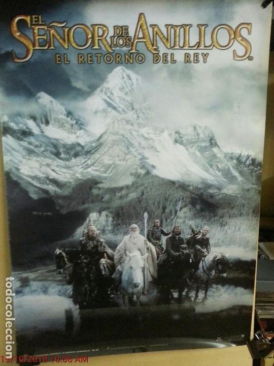 EL SEÑOR DE LOS ANILLOS ( JINETES ) (Cine - Posters y Carteles - Aventura)