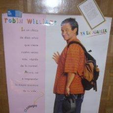 Cine: CARTEL DE LA PELICULA: JACK (ROBIN WILLIAMS) (70X100 CM). Lote 137540862