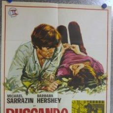 Cine: EN BUSCA DE LA FELICIDAD. BARBARA HERSHEY, ROBERT KLEIN. AÑO 1972. Lote 137572178