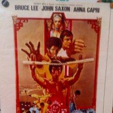Cine: OPERACIÓN DRAGÓN. BRUCE LEE.. Lote 32064176
