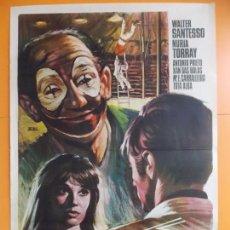 Cine: CARTEL, POSTER CINE - UNA NOVIA RELAMPAGO - NURIA TORRAY - ANTONIO PIETRO - AÑO 1972 .. A194. Lote 137910934