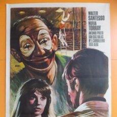 Cine: CARTEL, POSTER CINE - UNA NOVIA RELAMPAGO - NURIA TORRAY - ANTONIO PIETRO - AÑO 1972 .. A195. Lote 137911050
