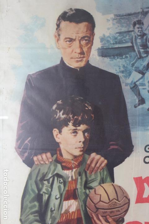 Cine: A-265. CARTEL DE CINE . DRAMA SOBRE EL CESPED. ILUSTRADO POR JANO. AÑO 1963. CINE ARGENTINO. - Foto 3 - 137971702