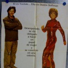 Cine: TOOTSIE - DUSTIN HOFFMAN, JESSICA LANGE - AÑO 1983. Lote 138006218