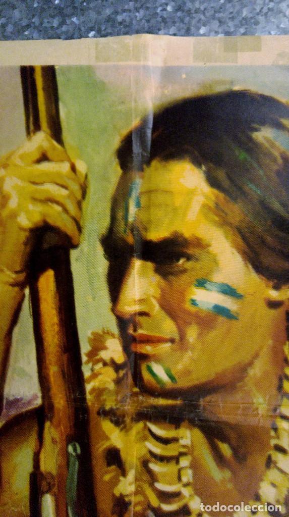 Cine: EL SALVAJE. Charlton Heston, Susan Morrow. AÑO 1964 - Foto 2 - 138134614