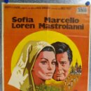 Cine: LOS GIRASOLES. SOFIA LOREN, MARCELLO MASTROIANNI. AÑO 1971. Lote 138138294