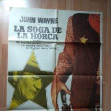 Cine: E-POSTER DE LA PELICULA -- LA SOGA DE LA HORCA. Lote 138579894