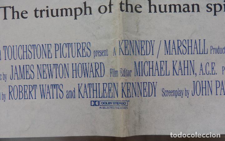 Cine: Alive Movie Poster 1993, Original, Doblado, Ethan Hawke, Paramount Pictures - Foto 3 - 138698718