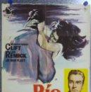 Cine: RIO SALVAJE. MONTGOMERY CLIFT, LEE REMICK. ELIA KAZAN. AÑO 1962. Lote 138791818