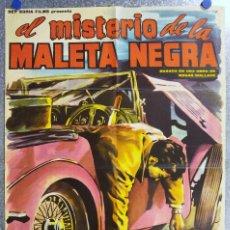 Cine: EL MISTERIO DE LA MALETA NEGRA.JOACHIM HANCEN, SENTA BERGER - AÑO 1962. Lote 138793014