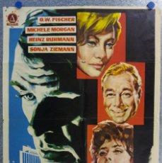 Cine: GRAN HOTEL HABITACION X. O.W FISCHER, MICHELE MORGAN- AÑO 1960. Lote 138886626