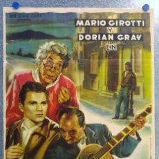 Cine: GUAGLIONE. MARIO GIROTTI, DORIAN GRAY. AÑO 1959. Lote 138887054