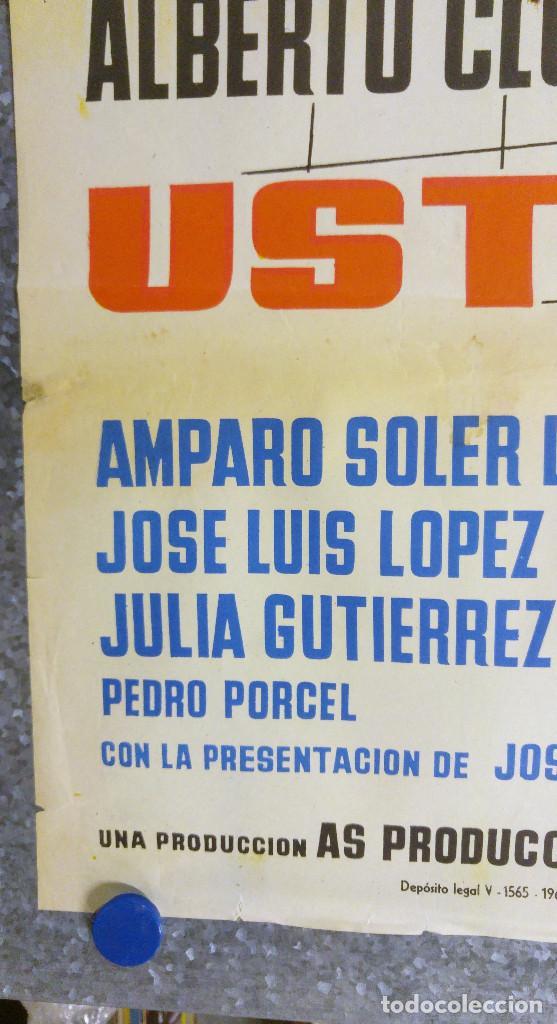 Cine: USTED PUEDE SER UN ASESINO. ALBERTO CLOSAS, J.L. LOPEZ VAZQUEZ, JULIA GUTIERREZ CABA. AÑO 1961 - Foto 4 - 139066958