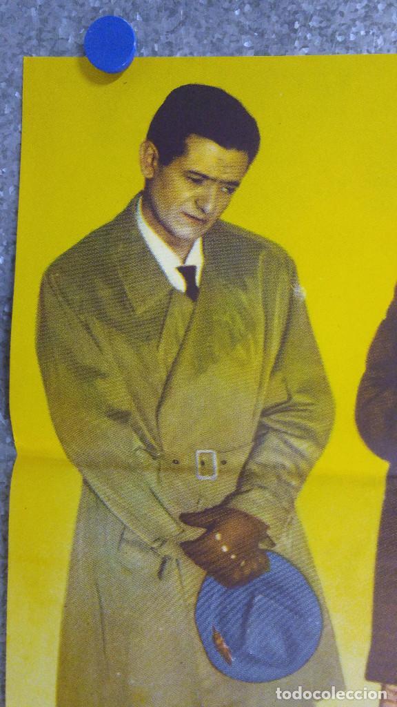 Cine: USTED PUEDE SER UN ASESINO. ALBERTO CLOSAS, J.L. LOPEZ VAZQUEZ, JULIA GUTIERREZ CABA. AÑO 1961 - Foto 6 - 139066958