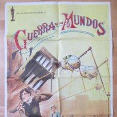 Cine: CARTEL CINE, LA GUERRA DE LOS MUNDOS, ANN ROBINSON, 1979, C1362. Lote 139069726