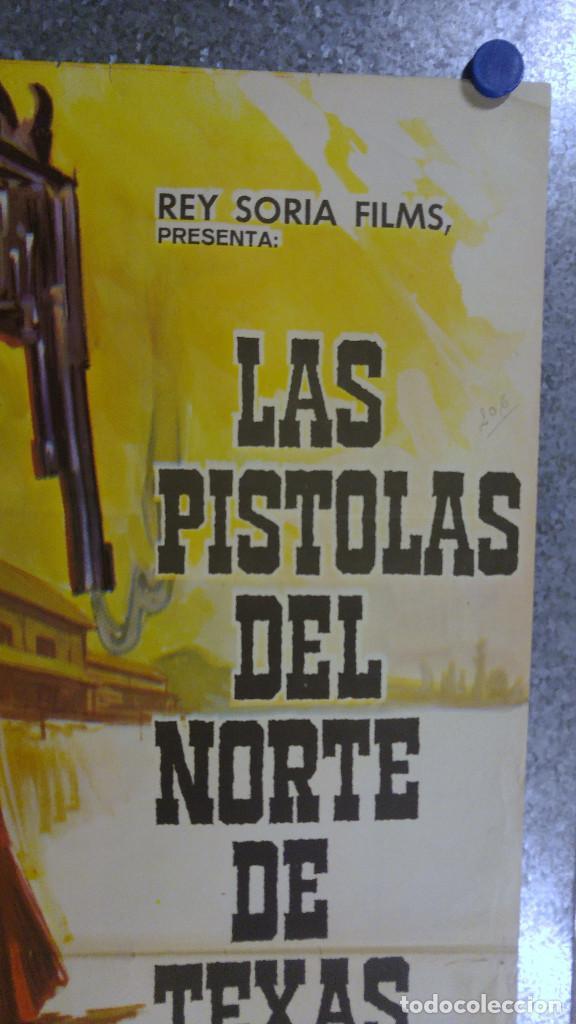 Cine: LAS PISTOLAS DEL NORTE DE TEXAS. JOSEPH COTTEN, JAMES MITCHUM. AÑO 1967 - Foto 2 - 139078778