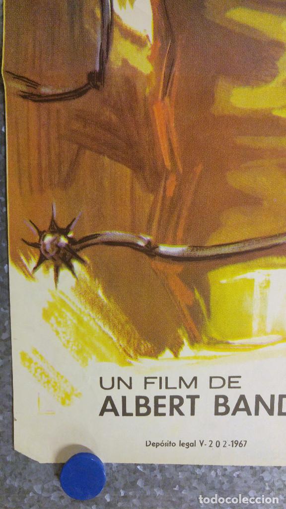 Cine: LAS PISTOLAS DEL NORTE DE TEXAS. JOSEPH COTTEN, JAMES MITCHUM. AÑO 1967 - Foto 4 - 139078778