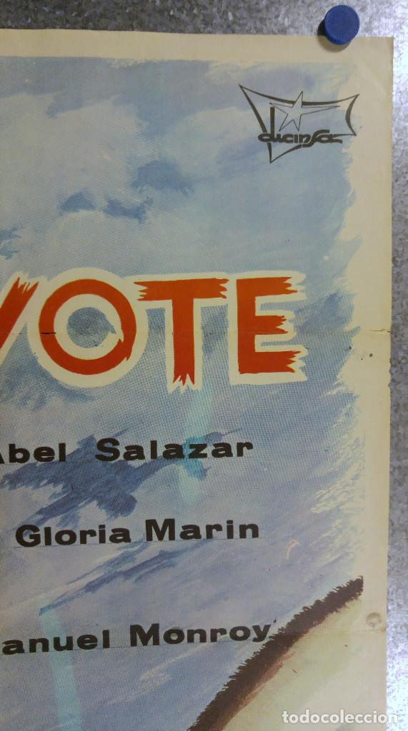 Cine: EL COYOTE ABEL SALAZAR. ABEL SALAZAR, GLORIA MARIN. AÑO 1968 - Foto 2 - 139082574
