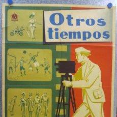 Cine: OTROS TIEMPOS. CARLOS FERNANDEZ CUENCA. ESTRENO DELTA FILMS. Lote 139202514