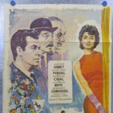 Cine: SIEMPRE EN MI RECUERDO. MARY PAZ PONDAL, ALFREDO MAYO, ANTONIO CASAL. AÑO 1962. Lote 139525282
