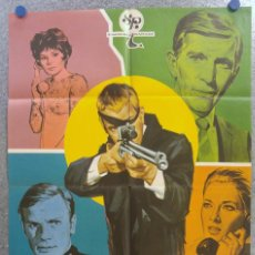 Cine: JAQUE MATE INTERNACIONAL. TAB HUNTER, DANIELA BIANCHI . AÑO 1972. Lote 139557734