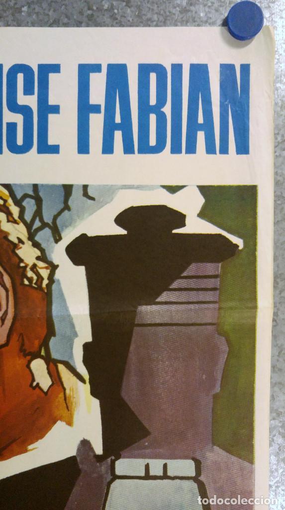 Cine: PORQUE SE ASESINA A UN MAGISTRADO. FRANCO NERO. AÑO 1975 - Foto 2 - 139572002