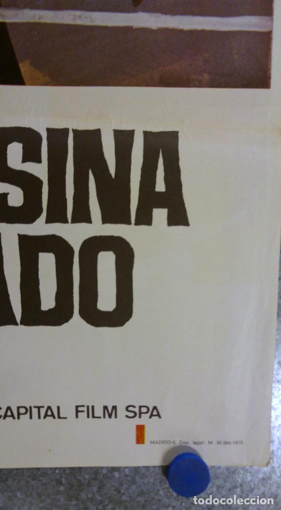 Cine: PORQUE SE ASESINA A UN MAGISTRADO. FRANCO NERO. AÑO 1975 - Foto 3 - 139572002