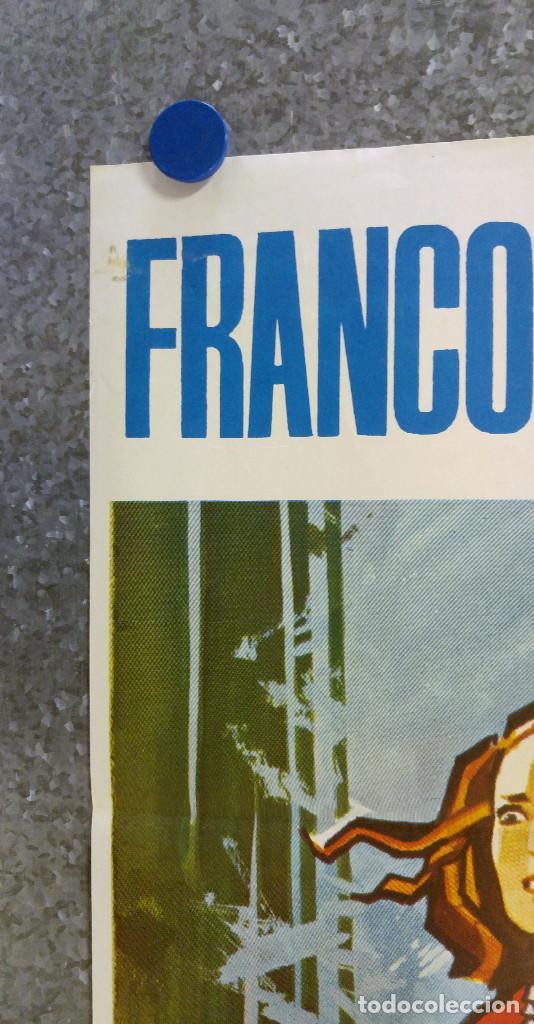 Cine: PORQUE SE ASESINA A UN MAGISTRADO. FRANCO NERO. AÑO 1975 - Foto 5 - 139572002