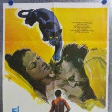 Cine: EL HOMBRE DE LOS HONGOS. ISELA VEGA, ADOLFO MARSILLACH, SANDRA MOZAROWSKI.. Lote 139572286
