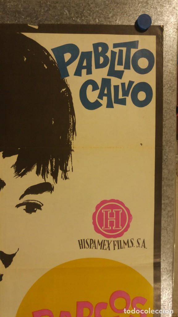 Cine: BARCOS DE PAPEL.PABLITO CALVO. AÑO 1962 - Foto 2 - 140000562