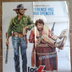 Cine: LOS 4 TRUHANES. TERENCE HILL, BUD SPENCER. Lote 140011150