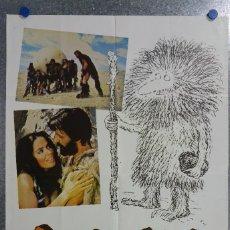 Cine: CAVERNICOLA, RINGO STARR (THE BEATLES) - AÑO 1981. Lote 140157998