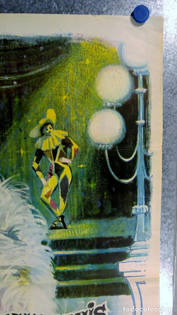 Cine: AQUELLOS TIEMPOS DEL CUPLE. LILIAN DE CELIS . AÑO 1969 - Foto 2 - 140163414
