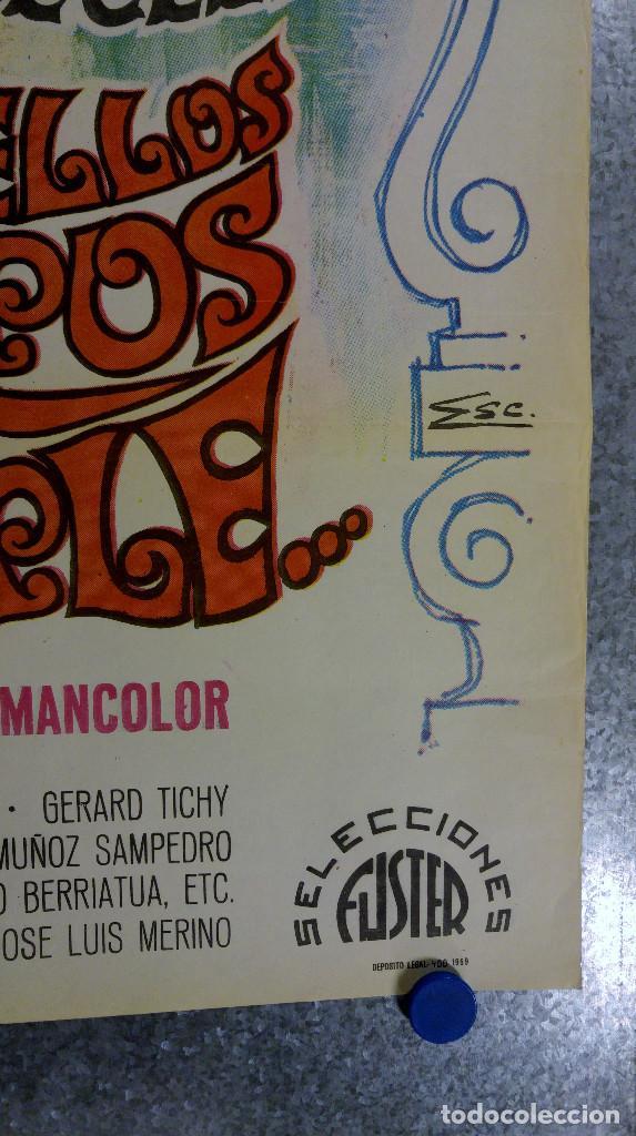 Cine: AQUELLOS TIEMPOS DEL CUPLE. LILIAN DE CELIS . AÑO 1969 - Foto 3 - 140163414