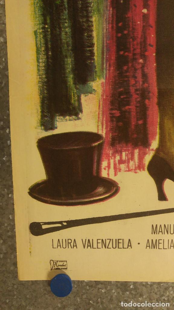 Cine: AQUELLOS TIEMPOS DEL CUPLE. LILIAN DE CELIS . AÑO 1969 - Foto 4 - 140163414