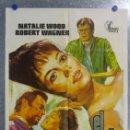 Cine: EL ASUNTO. NATALIE WOOD, ROBERT WAGNER. AÑO 1974. Lote 140164358