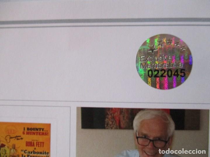 Cine: STAR WARS - GUERRA DE LAS GALAXIAS - BOBA FETT CARBONITE IS FOR EVER - Foto 9 - 140614310